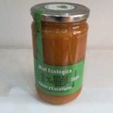 Miel cruda ecológica